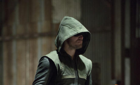 Arrow Sneak Peek: A Freed Tiger