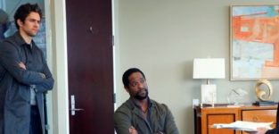 "Ironside Exclusive: Blair Underwood on The Chair, A ""Complex Character"" and More"