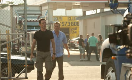 Burn Notice Premiere Pics: Going After Anson