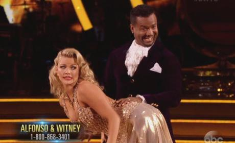 Dancing With the Stars Review: Movie Night!