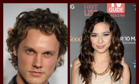 Zachary Abel and Malese Jow to Take Shelter on The CW