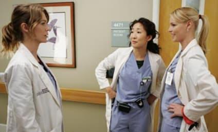 Much Too Much Grey's Anatomy?