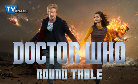 Doctor Who Round Table: A Ghostly Good Time