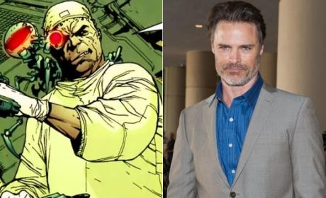 Dylan Neal Cast as Evil Doctor on Arrow Season 2