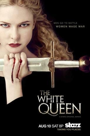The White Queen Poster