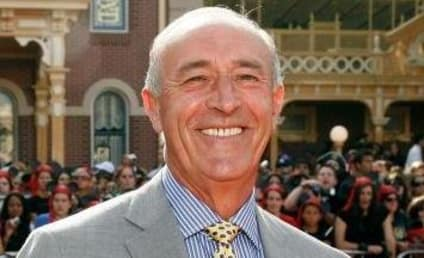 Len Goodman Dishes on Dancing with the Stars