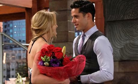 Engaged! - The Young and the Restless