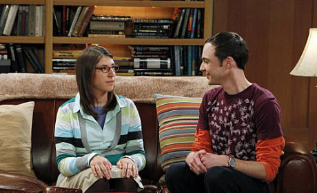Mayim Bialik Previews Unusual Feelings to Come on The Big Bang Theory