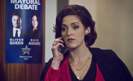 Ruve Adams - Arrow Season 4 Episode 14