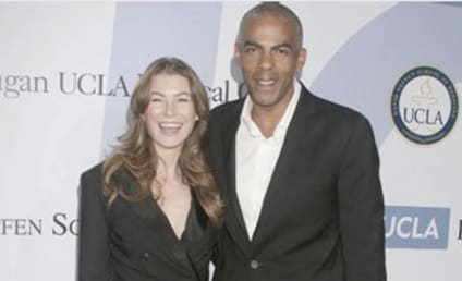 Ellen Pompeo, Boyfriend Hit the Town