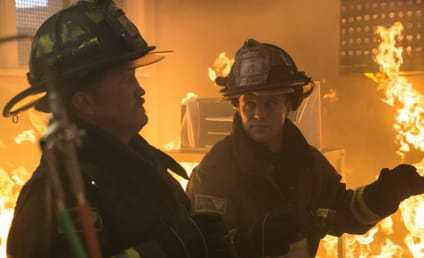 Chicago Fire Review: The Aftermath