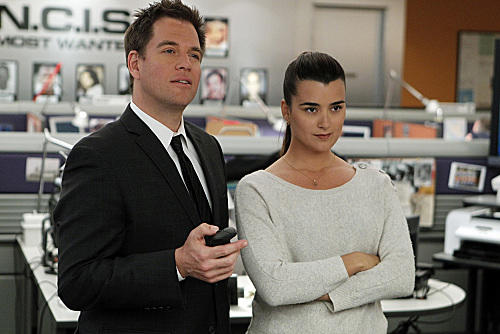 Anthony and Ziva