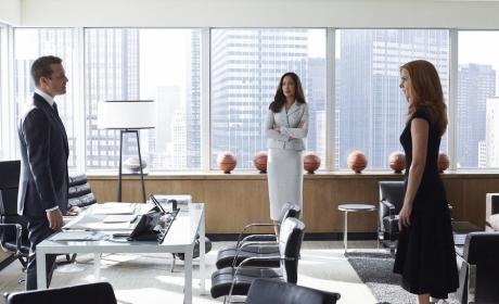 Suits Picture Preview: An Angry Jessica!