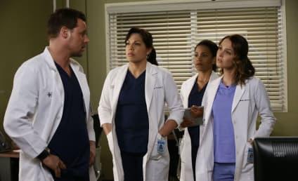 Watch Grey's Anatomy Online: Season 12 Episode 10