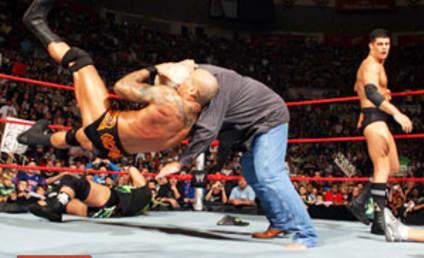 WWE Raw Results: 8/31/09