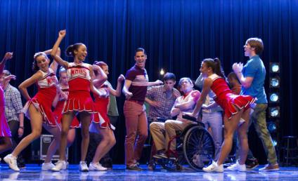"""Glee Music: """"The End of Twerk"""""""