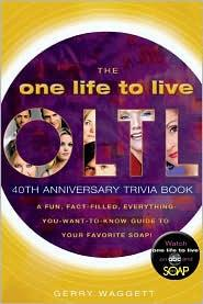 The One Life to Live Trivia Book