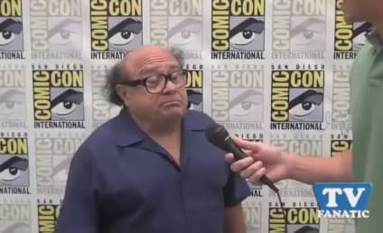 Danny DeVito at Comic-Con: Major Mother Lover!