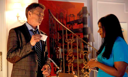 The Mindy Project Review: About a Goy