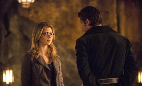 Felicity's Turn - Arrow Season 3 Episode 20