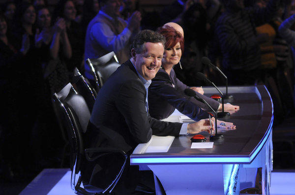 Piers Morgan on AGT