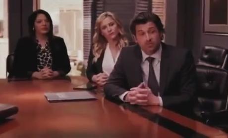 Grey's Anatomy Sneak Peeks: Making a Pitch