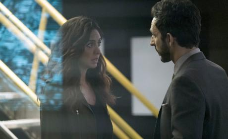 Samar has a confession to make - The Blacklist Season 4 Episode 4