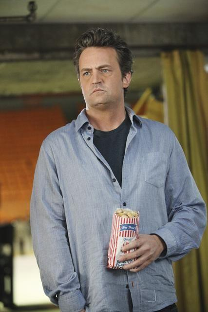 Matthew Perry as Mr. Sunshine