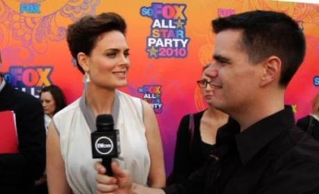 Bones Interview: Booth's New Love