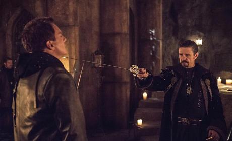 Forgiven? - Arrow Season 3 Episode 22