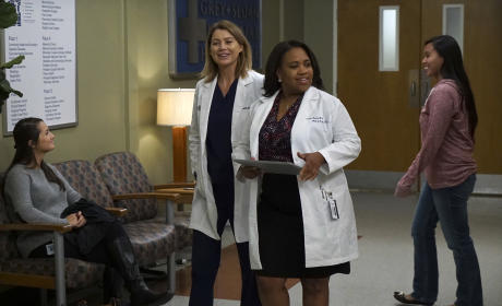 All Smiles - Grey's Anatomy Season 12 Episode 2