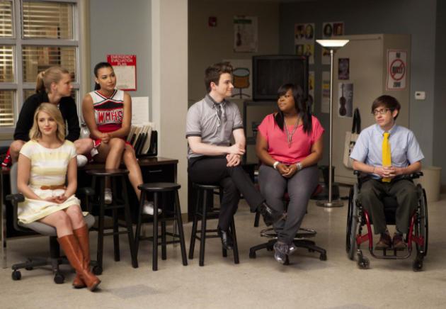 Glee Seniors