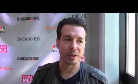 Jon Seda Teases Chicago PD