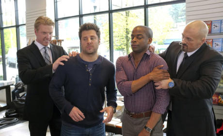 The Men of Psych