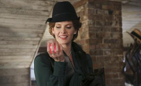 Zelena Finds a Heart