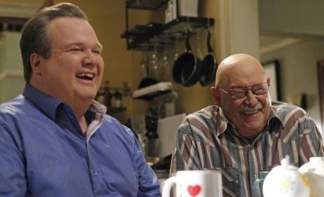 Modern Family Review: Dad vs. Dad