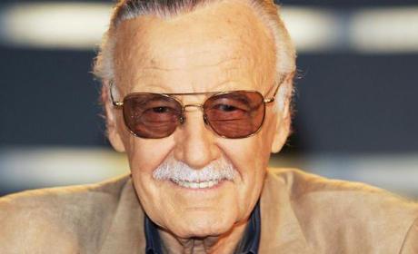Stan Lee Joins List of Eureka Guest Stars