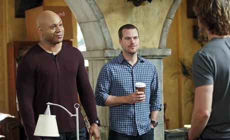 NCIS: Los Angeles Photo Preview: A New Partner
