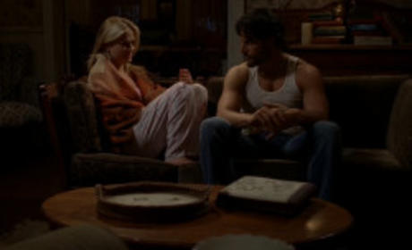 Sookie and Alcide