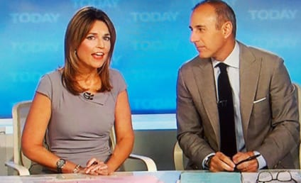 Savannah Guthrie Takes Over For Ann Curry on Today