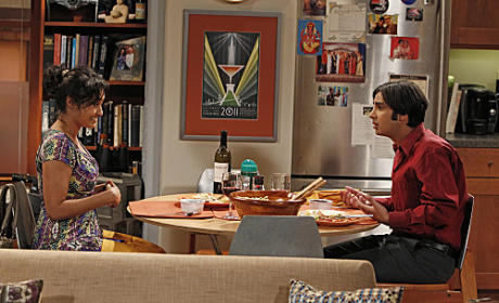 The Big Bang Theory Review: My Baloney Likes Girls