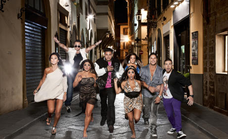 Jersey Shore: Hands Up, This is a Robbery