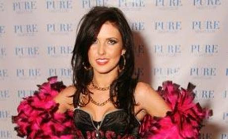 Audrina Patridge is a Pussycat Doll ... For a Night