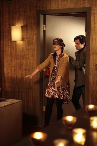 Dan Blindfolds Blair