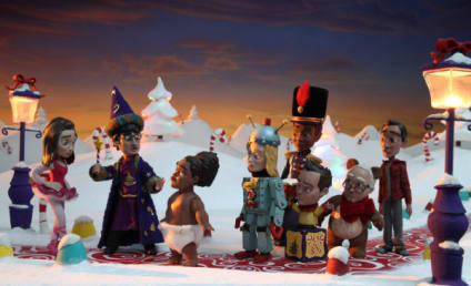 Coming in December: A Community Claymation Christmas!