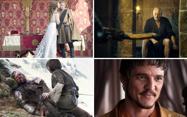 A kiss for joffrey