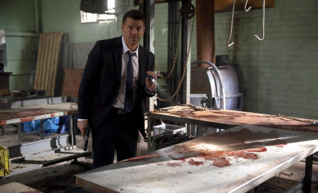 Booth Discovers the Body - Bones Season 10 Episode 13