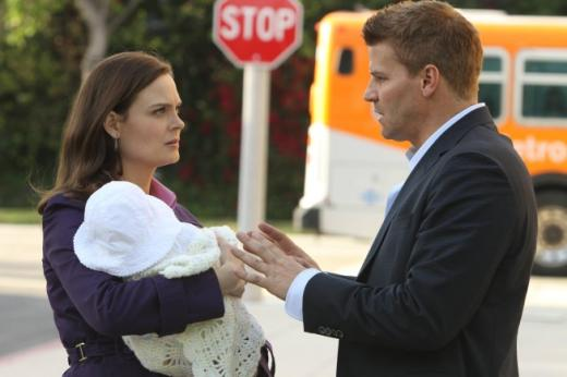 Brennan, Booth, Baby