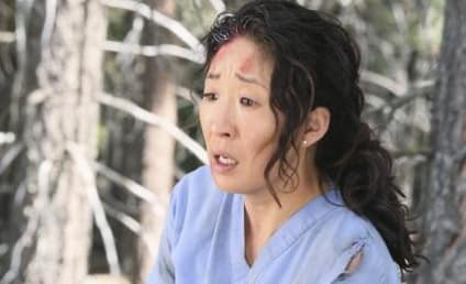 How Will Cristina Handle Crash on Grey's Anatomy?