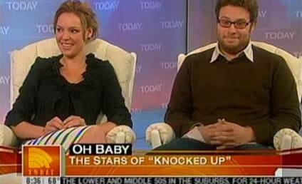 Katherine Heigl Visits the Today Show